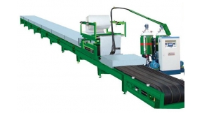 Color Steel Tile Foaming Production Line