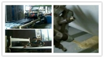 Color Steel Plate Pu Foam Production Line