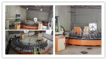 Full Automatic PU Insole Foaming Machine