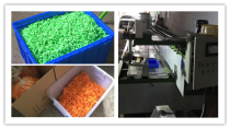 Single/Double color PU Earplugs foam machine