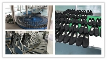 80 stations PU shoes pouring machine